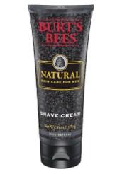 Burts Bees Shave Cream