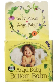 Earth Mama Baby Bottom Balm