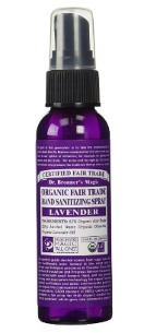 Dr. Bronner's Hand Sanitizing Spray