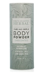 Ora's Amazing Herbal Body Powder