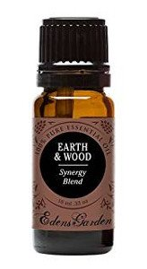 Edens Garden Earth and Wood Synergy Blend