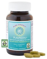 Pure Synergy Organic PureNatal Vitamin