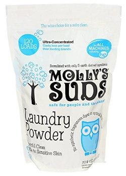Molly's Suds Laundry Powder