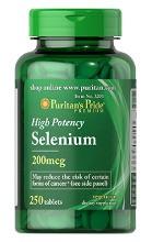 Puritan's Pride Selenium