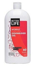 Better Life Dishwasher Gel