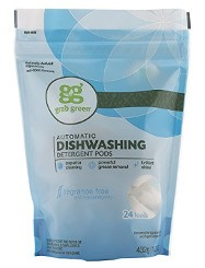 Grab Green Automatic Dishwashing Detergent Pods