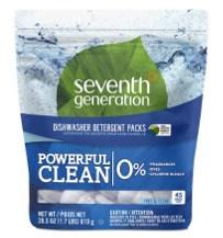 Seventh Generation Dishwater Detergent