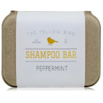 The Yellow Bird Peppermint Shampoo Bar