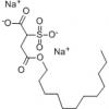 Disodium Laureth Sulfosuccinate Chemical Structure