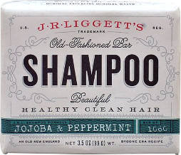 J.R. Liggett's Natural Shampoo Bar
