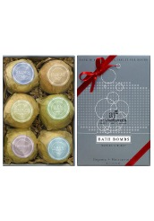 Art Naturals Bath Bombs Gift Set