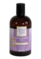 Aromaland Massage Oil