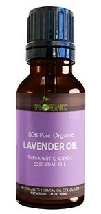 Sky Organics Lavender Oil