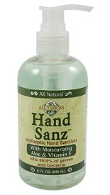 All Terrain Natural Hand Sanitizer Gel
