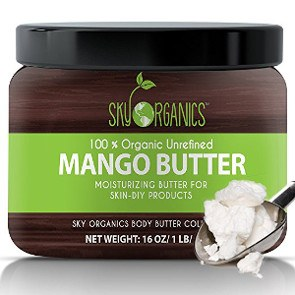 Sky Organics Mango Butter