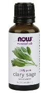 Now Foods Clary Sage Oil