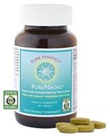 Pure Synergy Organic PureNatal Vitamin