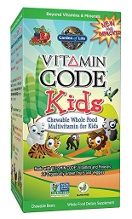 Vitamin Code Kids Multivitamin