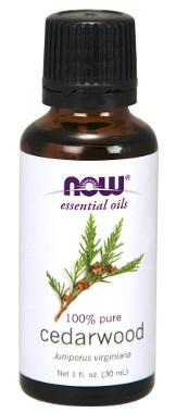 NOW Cedarwood Essential Oil