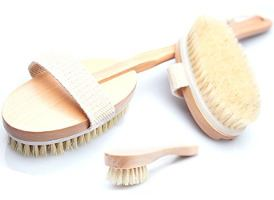 Essential Living Dry Brush Set
