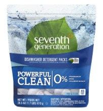 Seventh Generation Dishwater Detergent